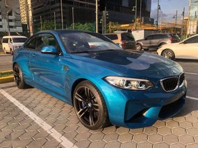 Selling Bmw M2 2018 Automatic Gasoline in Quezon City