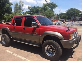 Mitsubishi Strada 1997 Manual Diesel for sale in Marikina
