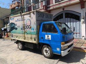 2nd Hand Isuzu Elf 2007 Van at 80000 km for sale in Manila