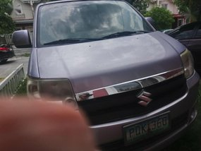 Sell 2nd Hand 2011 Suzuki Apv Manual Gasoline at 50000 km in Mabalacat