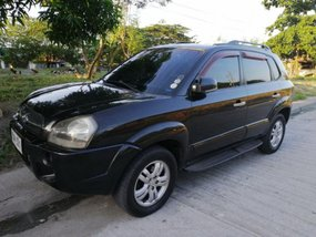 2nd Hand Hyundai Tucson 2007 Automatic Gasoline for sale in Mexico