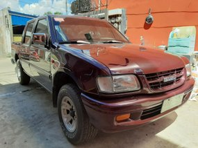 Selling 2000 Isuzu Fuego Manual Diesel
