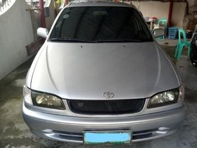 2nd Hand Toyota Altis 1999 Manual Gasoline for sale in Silang