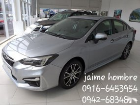 Selling Subaru Impreza 2018 Automatic Gasoline in Pasig
