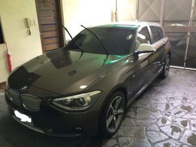 2nd Hand Bmw 118D 2015 for sale in Manila