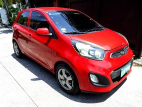 2nd Hand Kia Picanto 2013 Manual Gasoline for sale in Quezon City