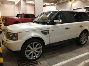 2nd Hand Land Rover Range Rover Sport 2007 for sale in Davao City
