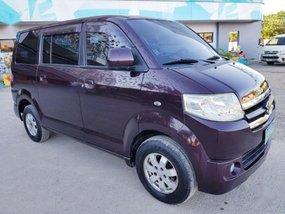 Selling Suzuki Apv 2009 at 60000 km in Lapu-Lapu