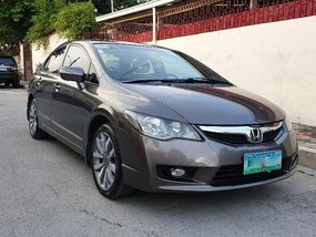 Sell 2nd Hand 2011 Honda Civic Automatic Gasoline at 70000 km in Quezon City
