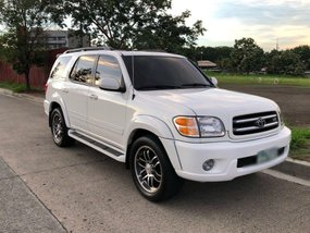 2004 Toyota Sequoia for sale in Quezon City