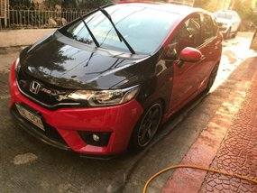 Sell 2nd Hand 2017 Honda Jazz at 20000 km in Quezon City