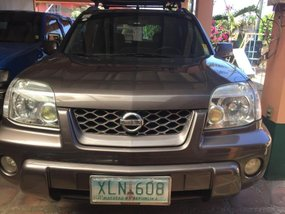 Selling Nissan X-Trail 2003 Automatic Gasoline in San Pedro