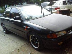 2nd Hand Mitsubishi Lancer 1997 Manual Gasoline for sale in Malabon