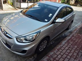 Selling Hyundai Accent 2014 Manual Gasoline in Imus