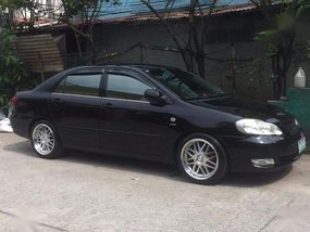 2nd Hand Toyota Corolla Altis 2005 for sale in Pasig