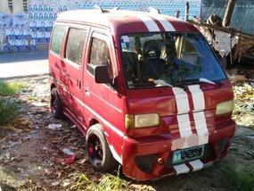 Selling 2012 Suzuki Multi-Cab Van for sale in Cebu City