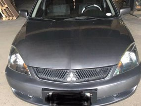 Selling Mitsubishi Lancer 2008 Manual Gasoline in Santa Rosa
