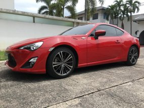 Red 2013 Toyota 86 For Sale in Paranaque