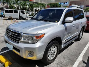 2014 Toyota Land Cruiser for sale in Parañaque
