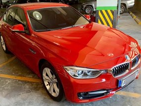 2nd Hand Bmw 320D 2014 Automatic Diesel for sale in Mandaluyong