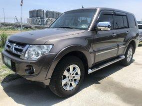Sell Brown 2014 Mitsubishi Pajero in Manila