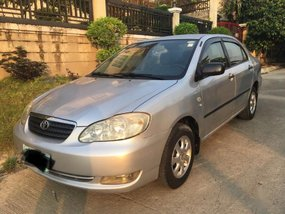 Selling 2nd Hand Toyota Altis 2005 at 130000 km in Pasig