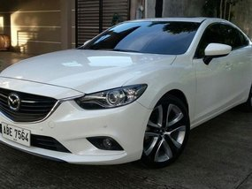 2nd Hand Mazda 6 2015 for sale in Tanauan