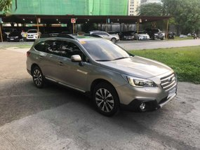 Selling 2nd Hand Subaru Outback 2016 at 18000 km in Mandaue