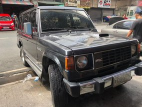 2nd Hand Mitsubishi Pajero 1990 for sale in Quezon City
