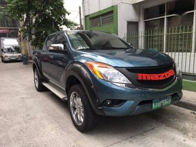 2013 Mazda Bt-50 for sale in Makati