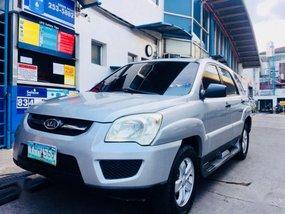 Selling Kia Sportage 2008 Automatic Diesel in Cebu City