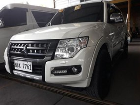 Selling 2nd Hand Mitsubishi Pajero 2017 in Quezon City
