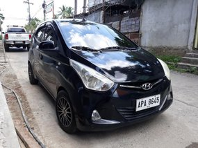 Sell Black 2015 Hyundai Eon Manual in Isabela