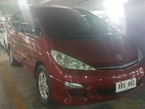 2nd Hand Toyota Previa 2004 Automatic Gasoline for sale in Quezon City