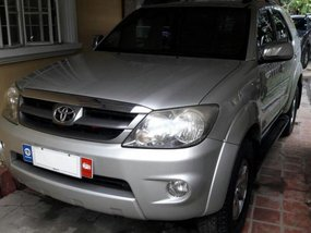 2nd Hand Toyota Fortuner Automatic Gasoline for sale in Bocaue