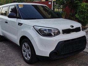 Kia Soul 2016 Manual Diesel for sale in Quezon City