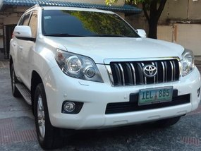 Sell 2nd Hand 2012 Toyota Land Cruiser Prado Automatic Diesel at 40000 km in Quezon City