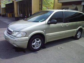 Selling 2nd Hand Chevrolet Venture 2005 Van Automatic Gasoline at 92000 km in Pasig