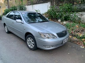 Selling 2nd Hand Toyota Camry 2002 in Quezon City