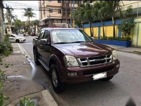 2nd Hand Isuzu D-Max 2004 for sale in Quezon City
