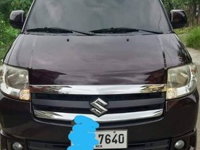 Selling 2nd Hand Suzuki Apv 2014 at 90000 km in Cainta