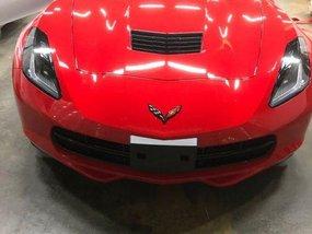 2nd Hand Chevrolet Corvette 2019 for sale in Manila