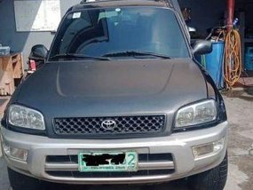 Selling Toyota Rav4 1999 Manual Gasoline in Quezon City