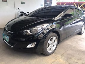 2nd Hand Hyundai Elantra 2014 Automatic Gasoline for sale in Pasig