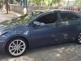 Selling Used Toyota Altis 2018 at 8000 km in Metro Manila