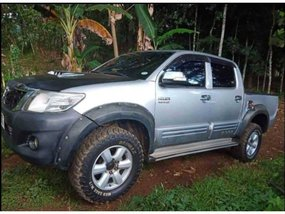 Used 2015 Toyota Hilux Truck for sale in Pagadian