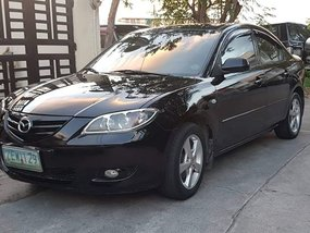 Selling Used Mazda 3 2007 Automatic Gasoline
