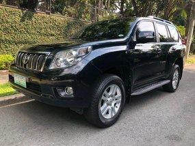 2012 Toyota Land Cruiser Prado for sale in Quezon City