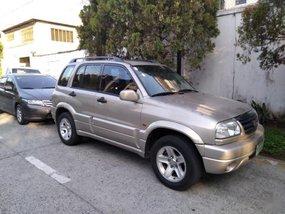 Suzuki Grand Vitara 2002 at 110000 km for sale in Caloocan