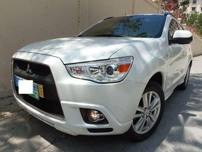 Selling 2nd Hand Mitsubishi Asx 2012 in Quezon City